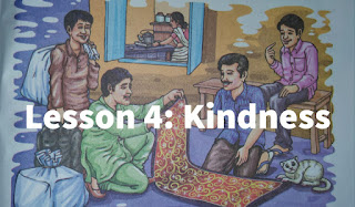 Kindness | Lesson 4 All questions and answers | English | Class 7