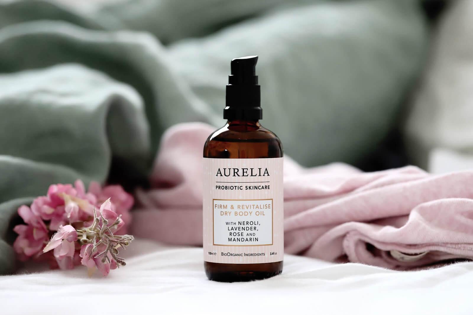 Aurelia Probiotic Huile Sèche Corps avis