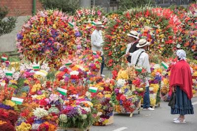 Feria de las Flores - Medellin Colombia