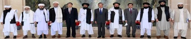 Senior Taliban Leader Meets Chinese Ambassador In Kabul