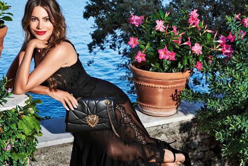 Sofia Vergara beautiful fashion style photoshoot