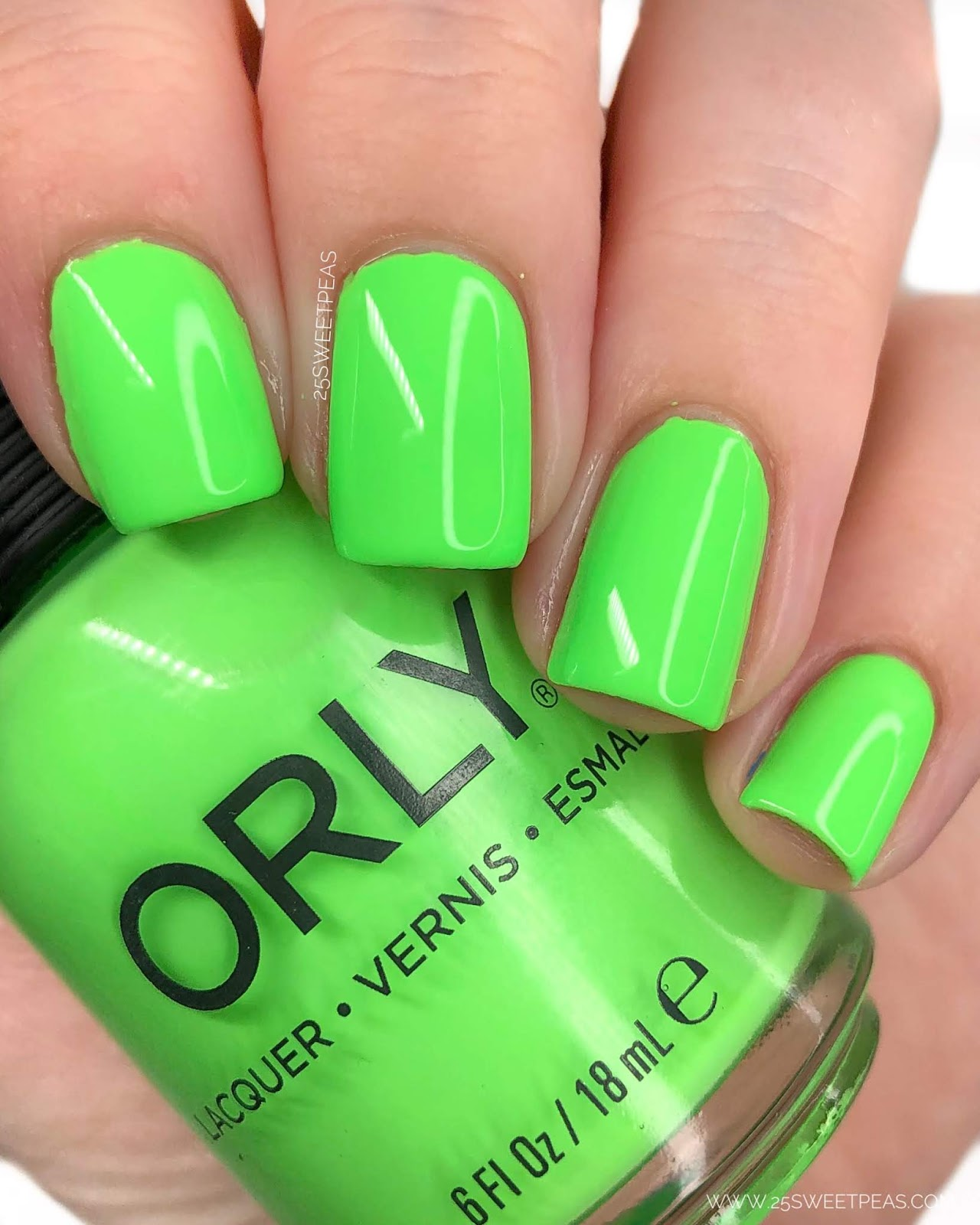 Orly So Fly 25 Sweetpeas