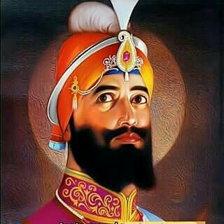 guru gobind singh ji ki photo