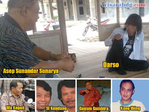 Seniman Sunda terkenal