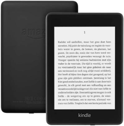 Amazon Kindle beste koop ereader test