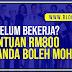 Anda Belum Bekerja? Ini Bantuan RM800 Yang Anda Boleh Mohon!