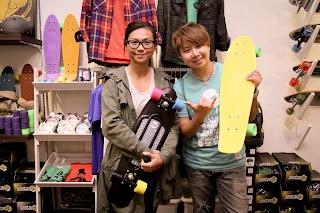 Tiger Surf Shop: 臺灣喜歡 Penny 滑板!