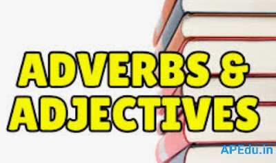 Spoken English An adjective ,  An adverb and their differences