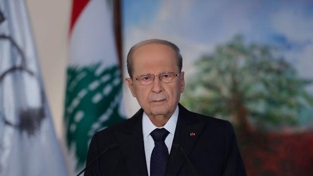 El presidente del Líbano insta a que el país se convierta en un Estado laico en medio de la crisis nacional