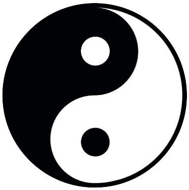 simbol tao - ying yang