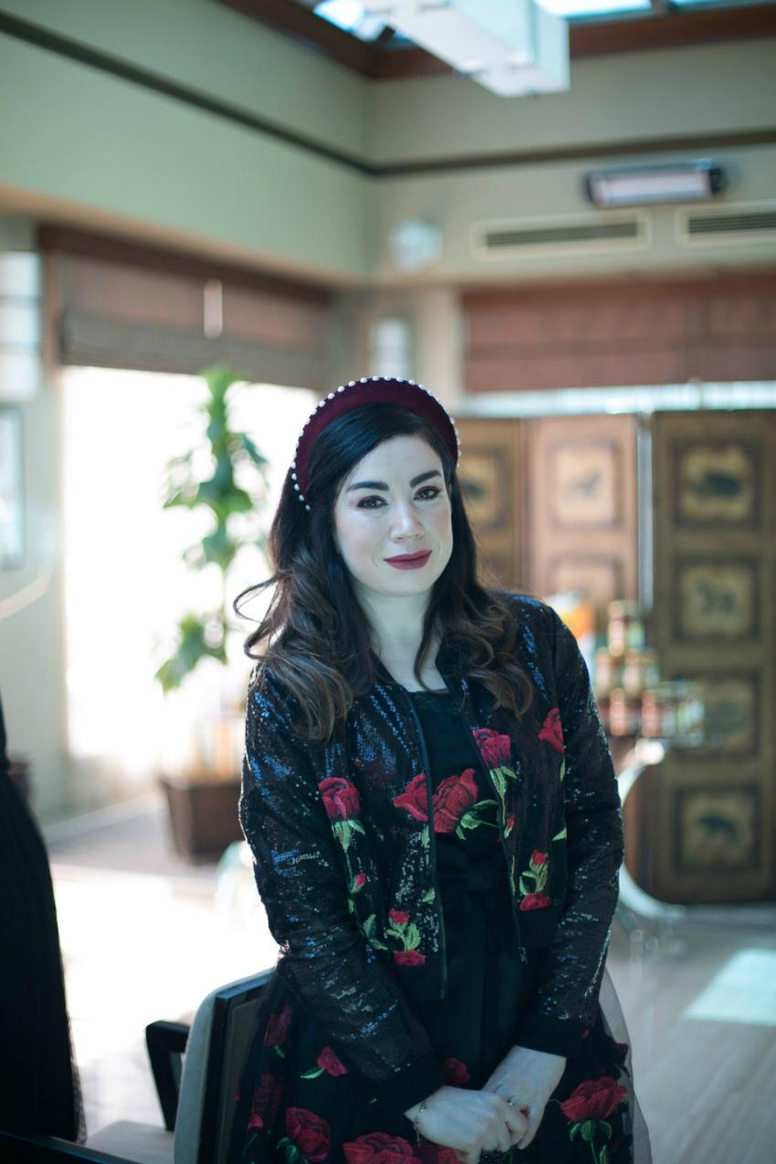 Dolce&Gabbana Elbisesi-güllü elbisesi-Dolce&Gabbana Dress-fashion blogger-moda blogu