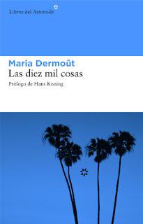Las diez mil cosas Maria Dermoût