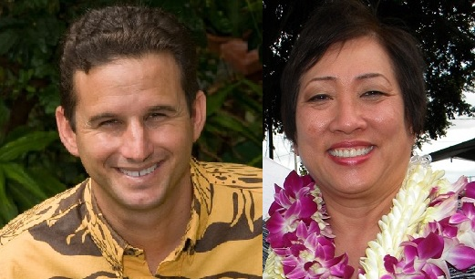 Hawaii U.S. Senate race