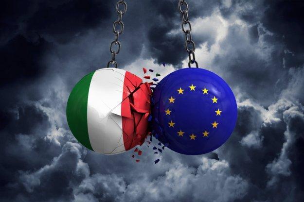 Σε μόνιμη κρίση η Ιταλία, ξεκινά νέα κόντρα με την Ευρώπη
