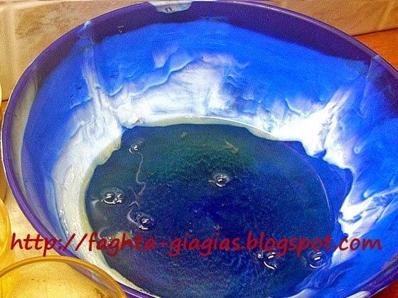 Ασπράδια μαρέγκα - Τα φαγητά της γιαγιάς