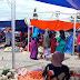 Pasca Kebakaran, Bupati Wajo Perintahkan Tim Gabungan Pemkab Wajo Pantau Kondisi Pedagang Pasar Tempe di Sengkang