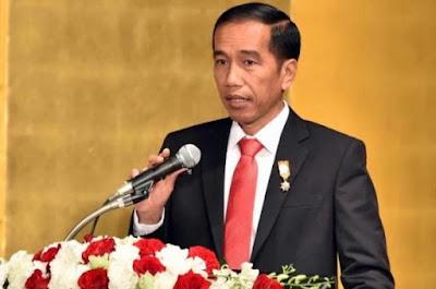 Jokowi : Gas Bumi Sangat Penting Bagi Industri Nasional
