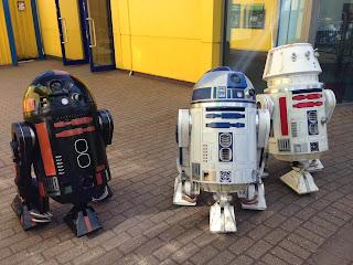 droid; astromech; uk r2d2 builders club