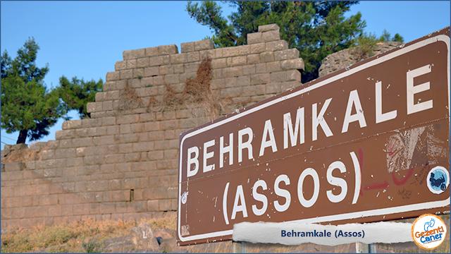 Behramkale-Assos