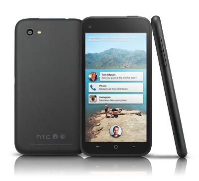 HTC First Specifications - Inetversal