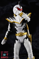 Power Rangers Lightning Collection Dino Thunder White Ranger 21