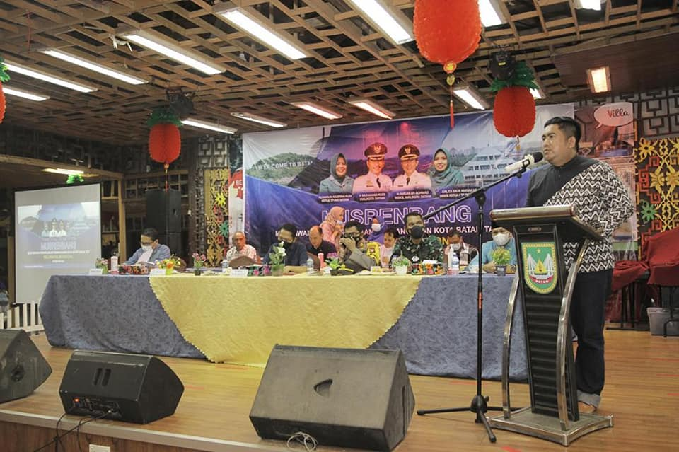 Untuk Tahun 2021, PSPK Kecamatan Bengkong Sebanyak 30 Paket Den gan Nilai Rp 4,4 Miliar,-