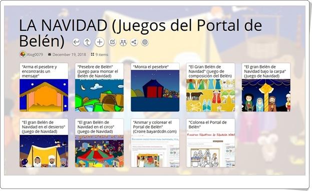 """""""9 Juegos del Portal de Belén para Infantil y Primaria"""""""