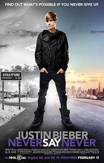 Download Justin Bieber Never Say Never (2011) Dual Audio Full Movie 720p