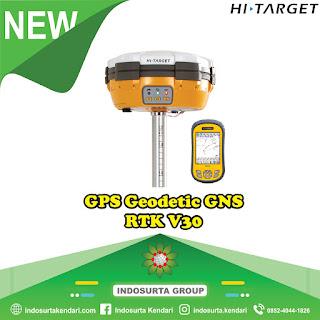 Jual GPS Geodetic Hi Target GTS RTK V30 di Kendari