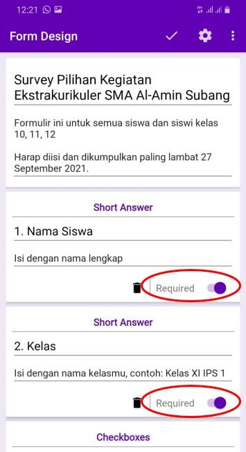 34+ Cara Membuat Google Form Wajib Diisi Terbaru