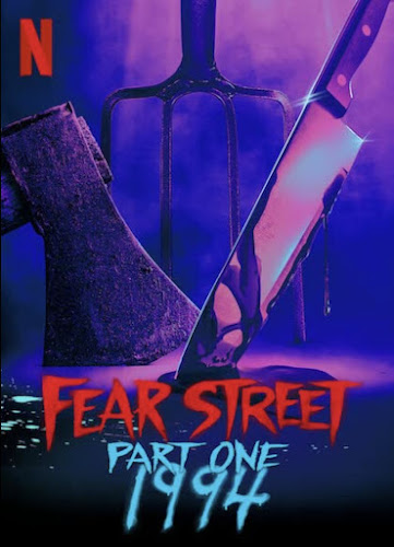Fear Street Part 1: 1994 (Web-DL 1080p Dual Latino / Ingles) (2021)