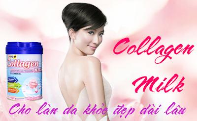 Collagen Milk là gì?