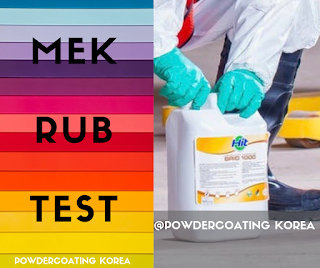 [Paint Inspection]MEK rubbing test method and its limitations