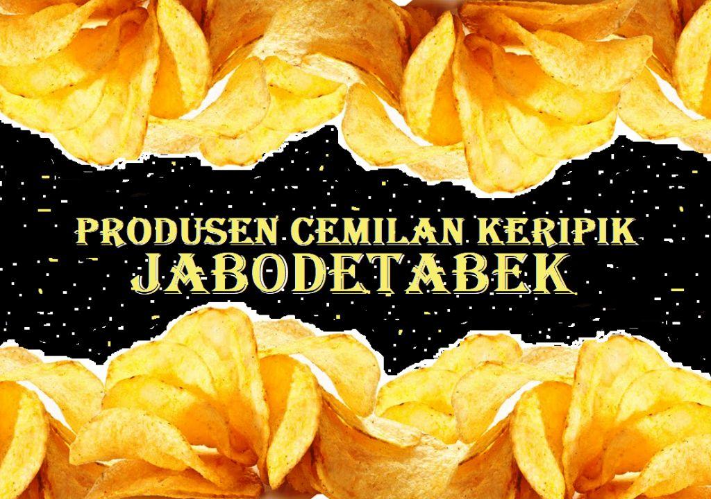 Pabrik Snack Keripik Kriuk Jabodetabek
