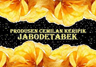 perusahaan makanan ringan di Jabodetabek