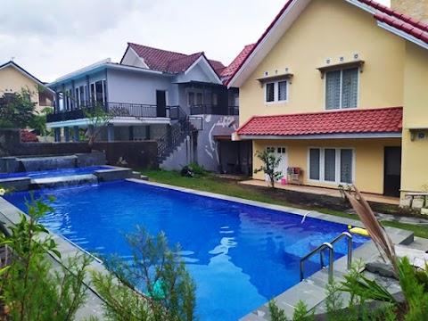 Villa Fasilitas Kolam Renang | 3 Kamar Tidur