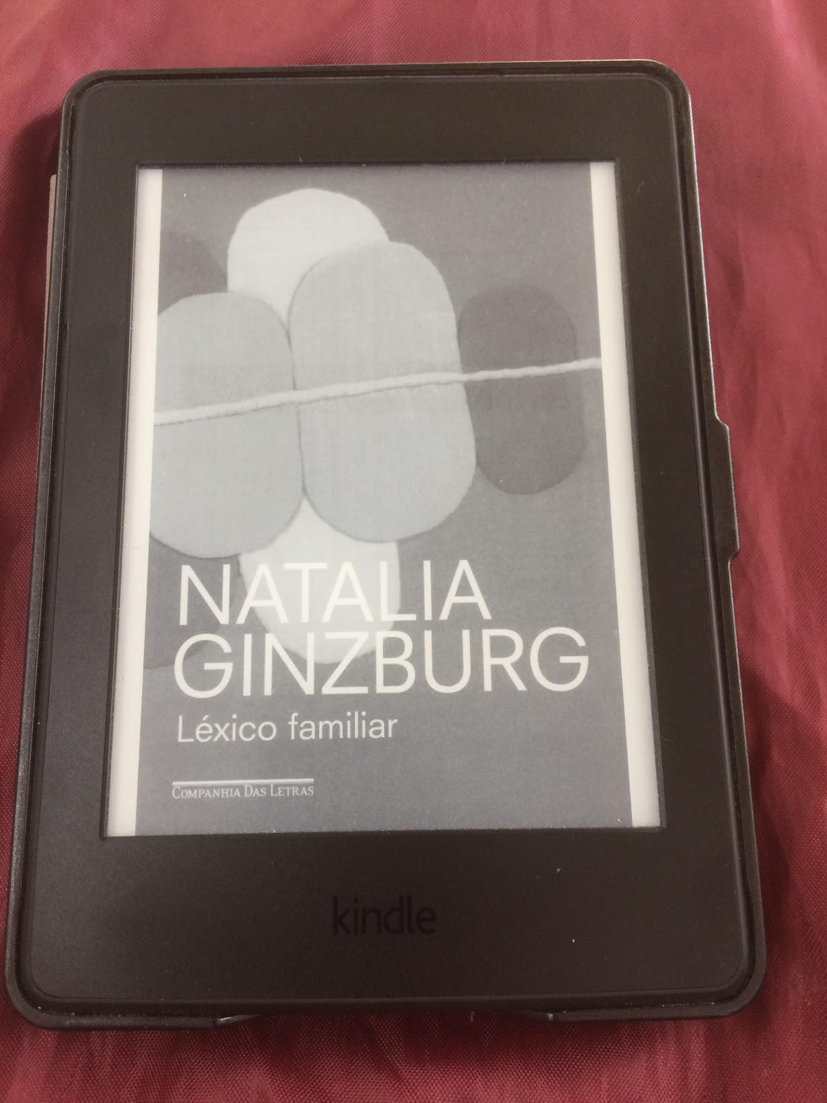 Lexico Familiar Natalia Ginzburg Pdf