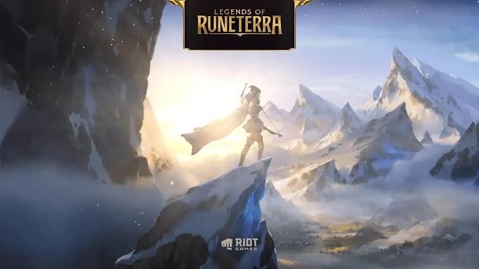 """""""Legends of Runeterra"""" ganha trailer da sua nova expansão: """"Chamado da Montanha"""""""