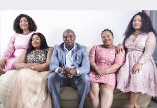 """ONE WIFE IS NOT ENOUGH"" - MAN WITH FOUR WIVES ENCOURAGE OTHER MEN"