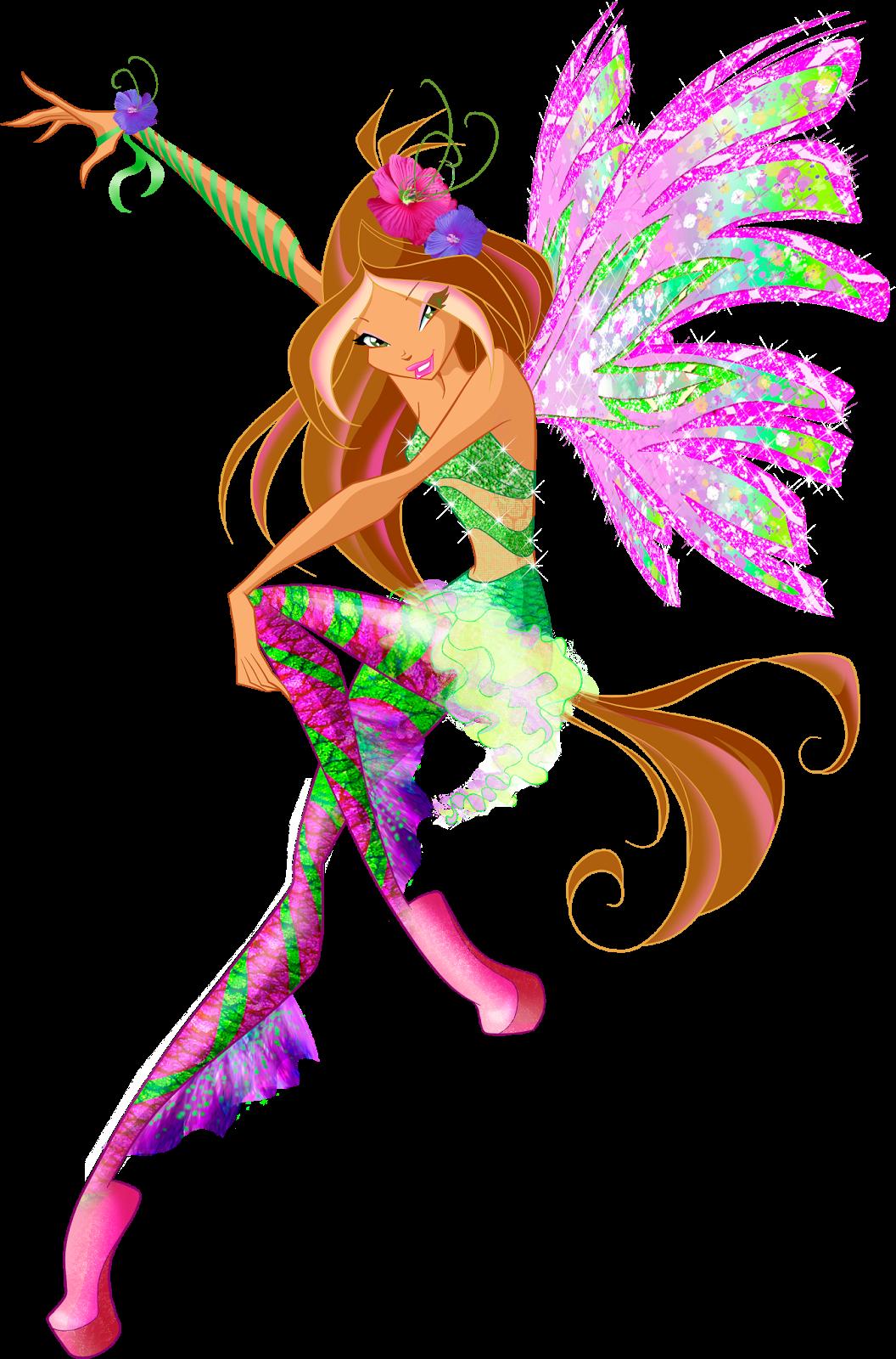 Winx Club Fairies: Brand new pictureees