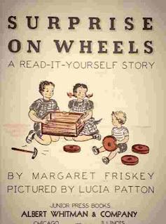 Surprise on wheel PDF children