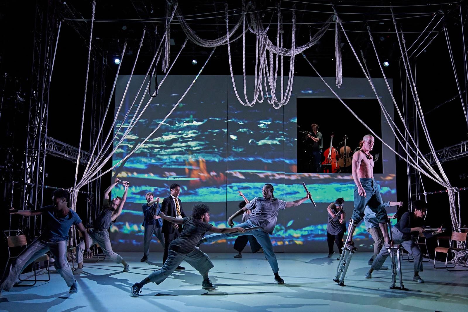 A Monster Calls - Belgrade Theatre Review