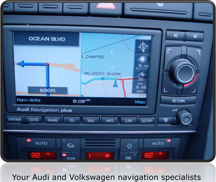 audi navigation plus wiring diagram audi navigation system plus (rns-e) quick reference guide ...