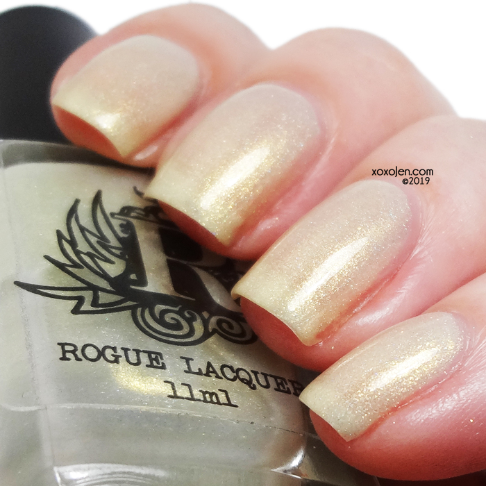 xoxoJen's swatch of Rogue Super Moon
