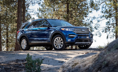 Ford 2020 Explorer Review, Specs, Price