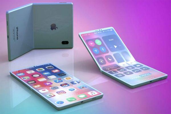 تقارير: آبل تختبر شاشات قابلة للطي لهواتف آيفون