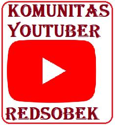Komunitas Youtube Redsobek