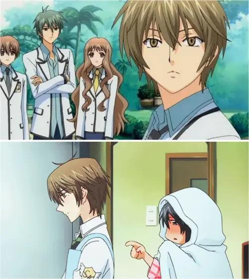 anime shoujo Special A