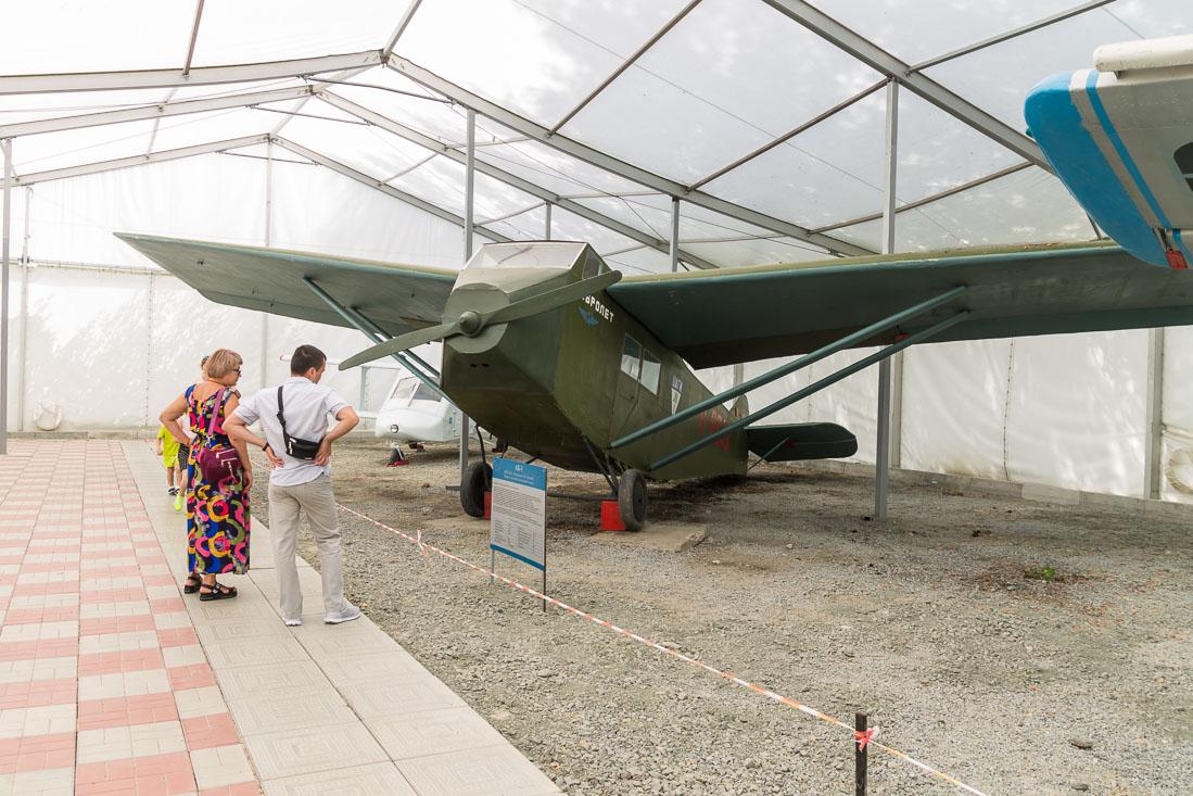 Самолёт АК-1 Добролет
