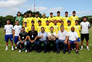 Jogadores do Projeto Nova Geração de Cajati disputam a final do Campeonato Estadual de Futebol de Base